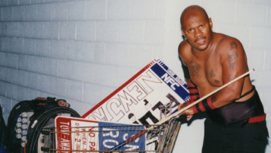 Photo of New Jack Was Wrestling's Only Real Gangsta