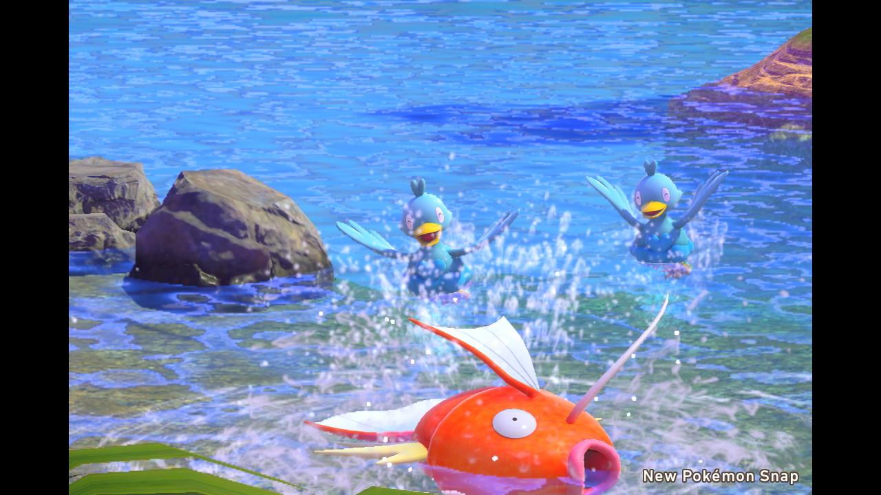 New Pokemon Snap Pictures
