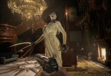 Photo of Resident Evil Village's Lady Dimitrescu Discusses Audition Secrecy, Unconventional Beauty, and Returning to the Role