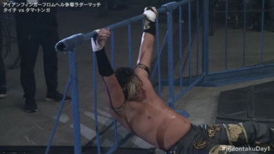 Photo of NJPW Wrestling Dontaku 2021 Review: The Passion of the Holy Emperor