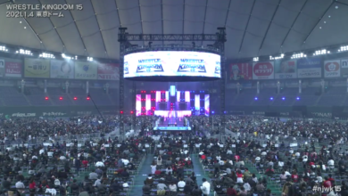 Photo of Cancelations and Escalation: How NJPW Has Responded to the COVID-19 Pandemic So Far
