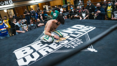 Photo of Inspired By Its Past, Wheeler YUTA May Be Indie Wrestling's Future