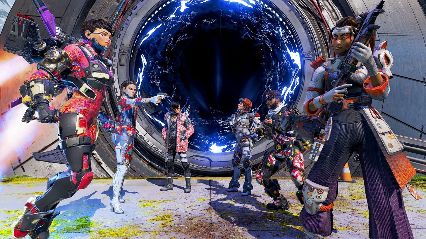 Apex Legends Seaosn 9 Battle Pass