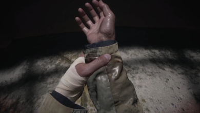 Photo of Ethan Winters' Hands: A Review