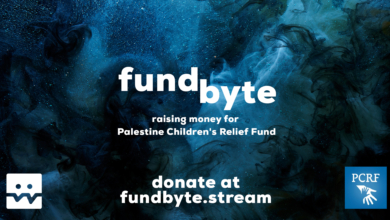 Photo of Announcing Fundbyte 2: A Charity Stream For The Palestinian Children's Relief Fund