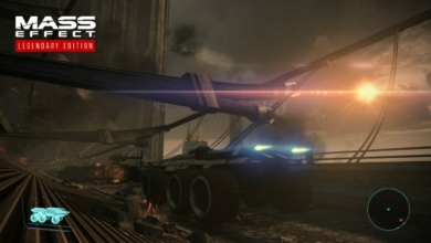 Photo of A Mass Effect Legendary Edition Toggle Lets You Put Back the Original Mako Controls