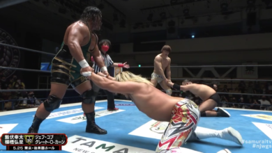 Photo of NJPW Road to Wrestle Grand Slam Review: Does Anybody Want To Stop at 7/11 Before We Start Down the Road to Dominion?