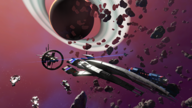 Photo of They Put the Motherfucking Normandy in No Man's Sky