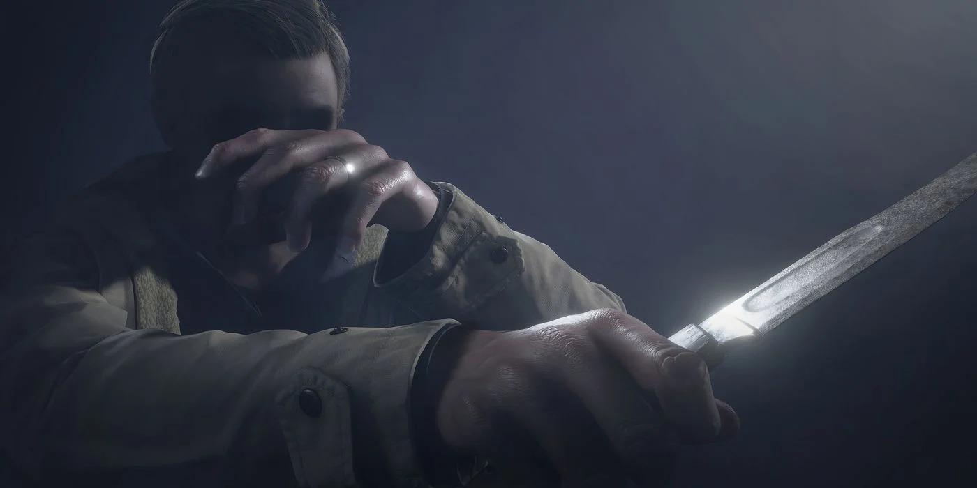 Resident Evil Ethan