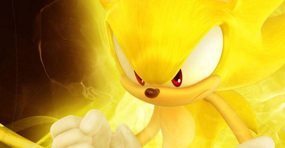 Super Sonic Forces