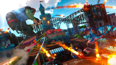 Photo of Sony Registers Trademark for Sunset Overdrive, Could Be Nothing, Unless…