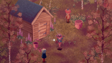 Photo of Upcoming Life Simulator The Garden Path Is One of the Most Beautiful Games I've Seen