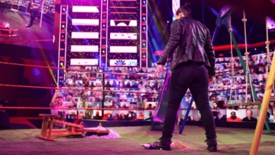 Photo of WWE Recap: A Doll's House