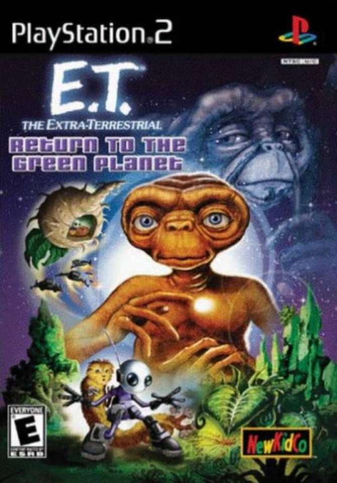 E.T.: Return to the Green Planet
