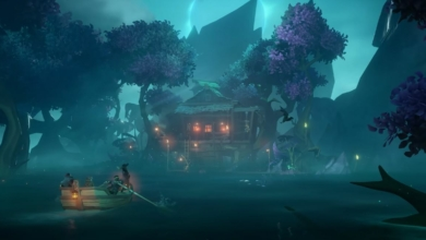 Photo of All 5 Lost Journal Locations in Sea of Thieves' Captains of the Damned