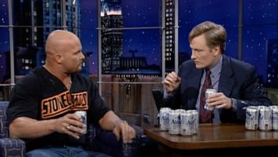 Photo of CocoMania: Conan O'Brien's Best Wrestling Moments