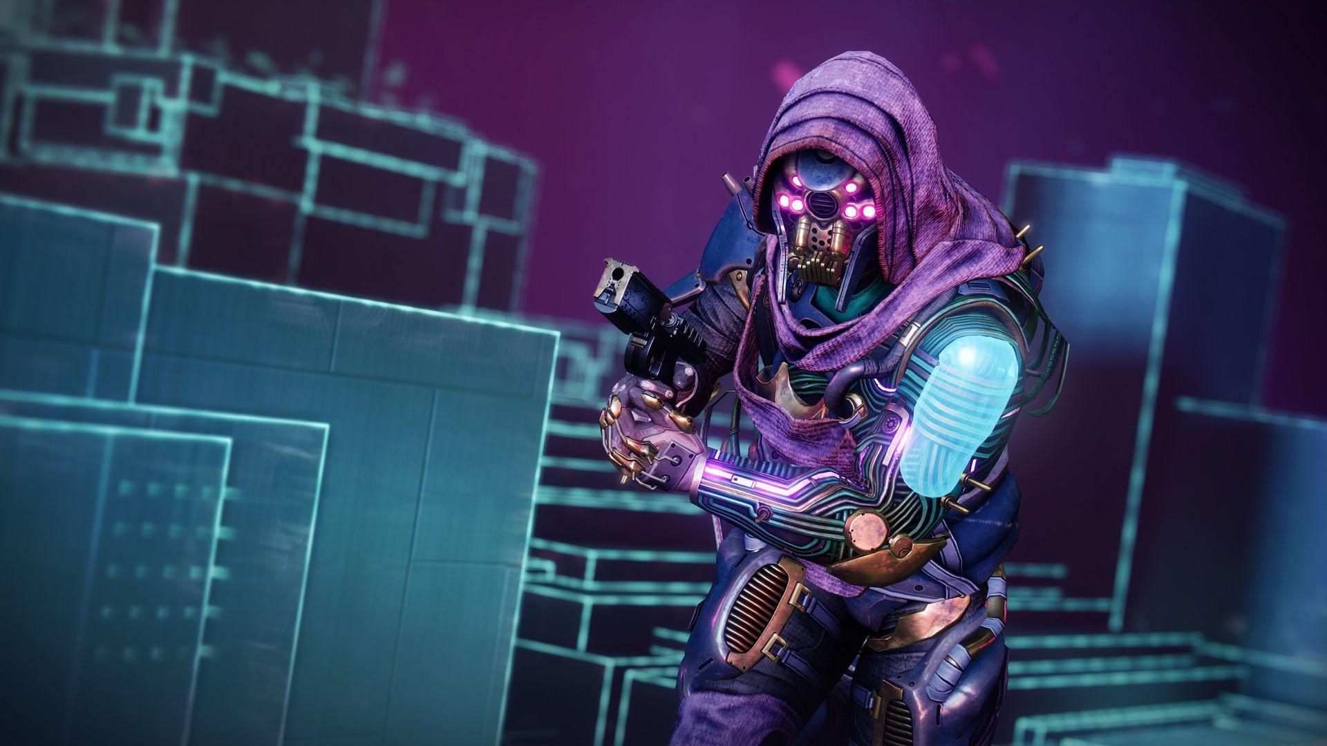 Destiny 2 Best Hunter Build Season 14