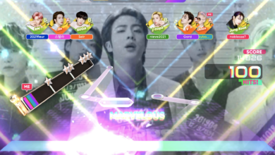 Photo of Casual Encounters: I Am in Love with the BTS Rhythm Game