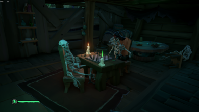 Photo of Poor Dougie's Key, Chest, Medallion, Bottle, & Key Locations in Sea of Thieves