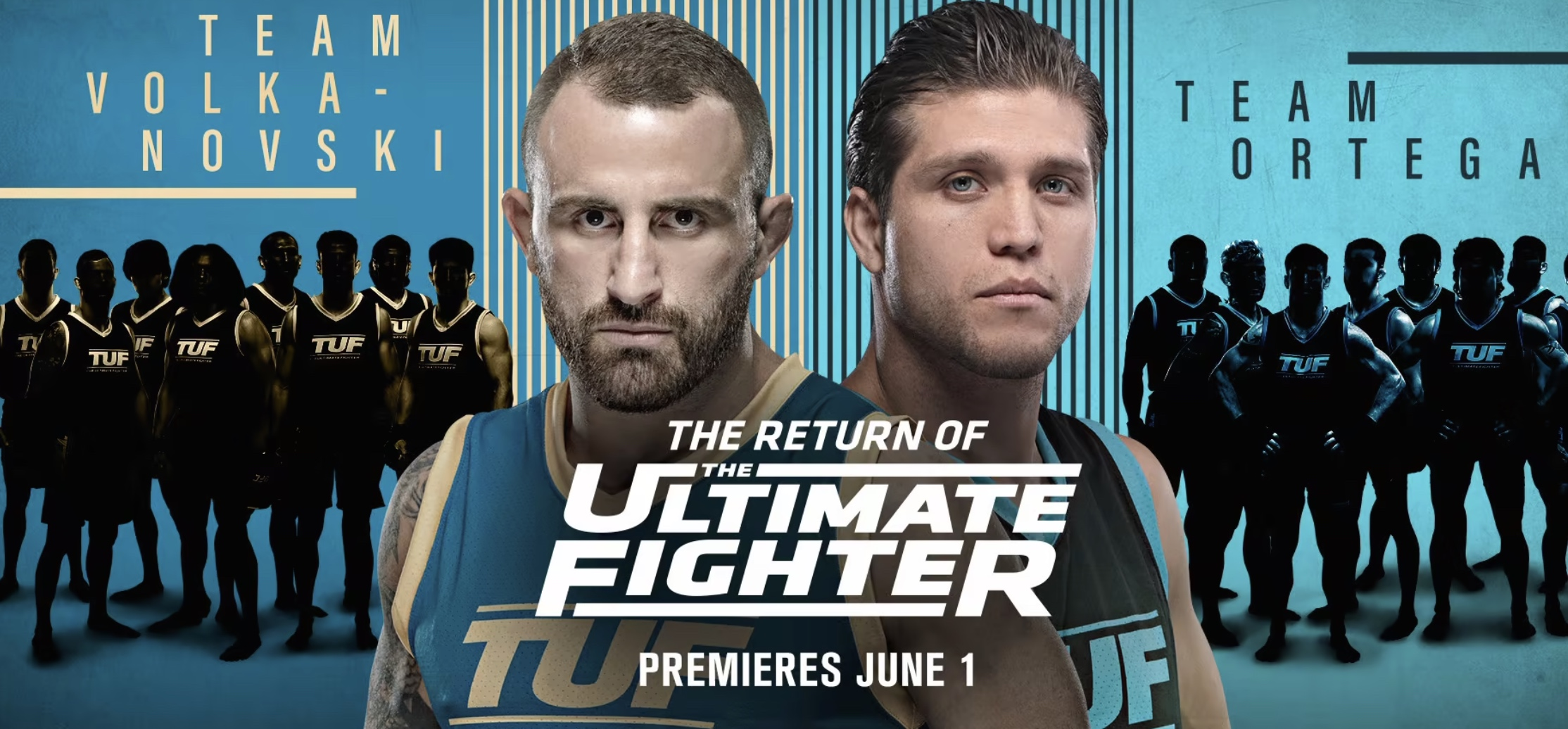 The Ultimate Fighter 29 promo
