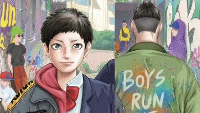 Photo of Boys Run the Riot is a Manga by and for Trans Men