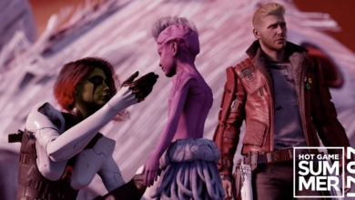 Photo of Guardians of the Galaxy Revealed from Eidos Montreal