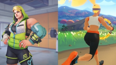 Photo of Want to be Swole Like Zarya? Try Overwatch Modded with a Ring Fit Controller