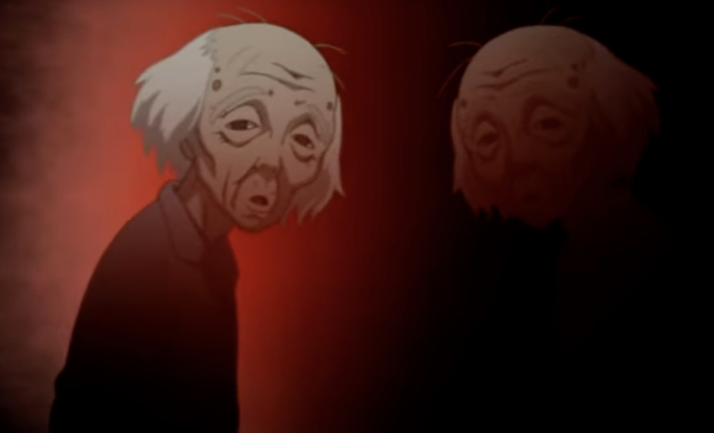 paranoia agent 7 red double