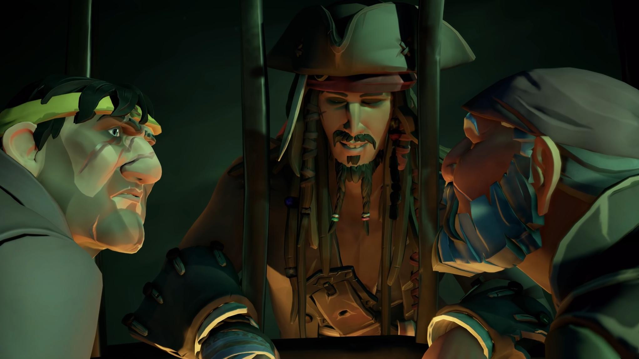 sea of thieves pirates life