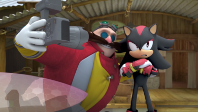 Photo of Shadow the Hedgehog Wasn't an Edgelord Until Sega Made Him One