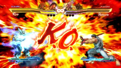 Photo of Tekken vs. Street Fighter was Cancelled Roughly a Third Through Development