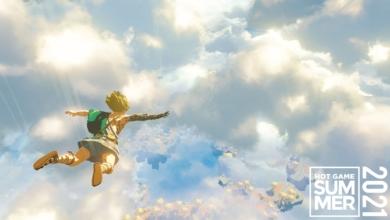 Photo of Zelda Fall Down Big Hole Go Bye-Bye