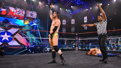Photo of Born in the CWC: NXT's Great American Bash Recap and Review