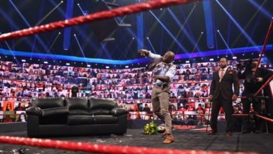 Photo of WWE Recap: Ladies Love Moderately Unhinged Lashley