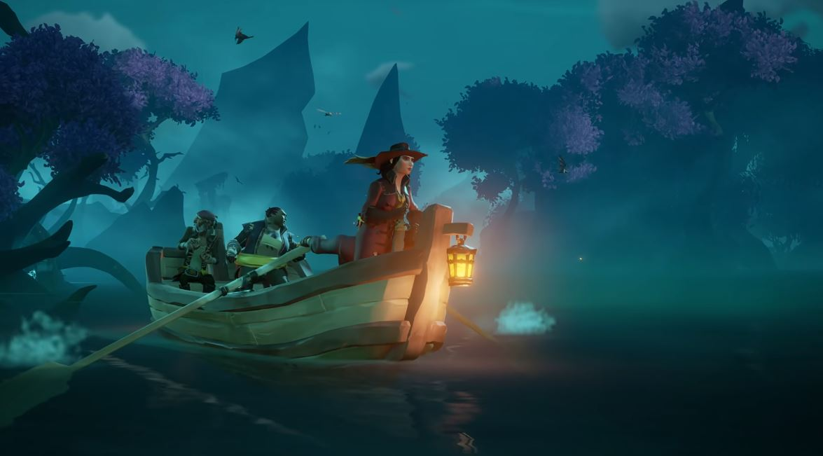 Sea of Thieves Lost at Sea Journal Locations