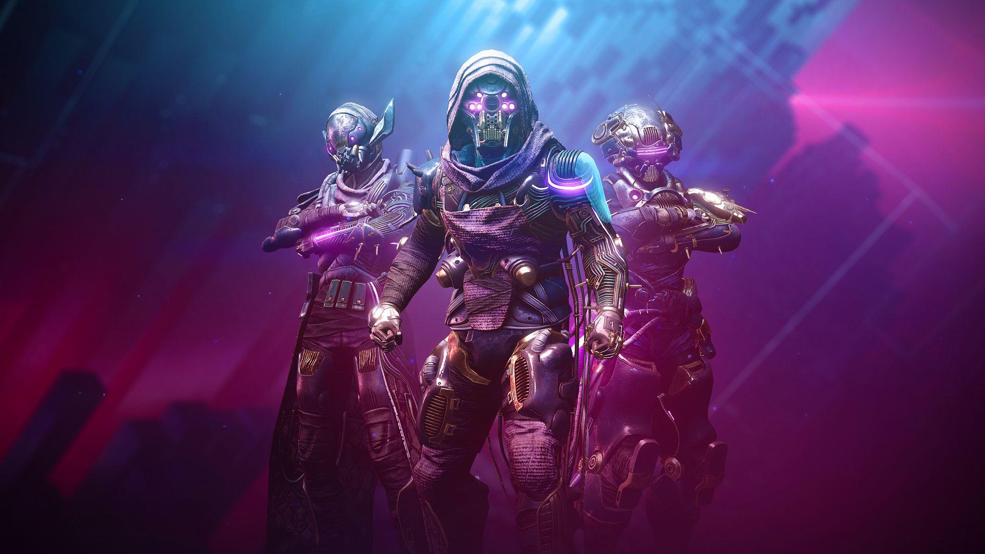Destiny 2 Ensembles Refrain Challenge