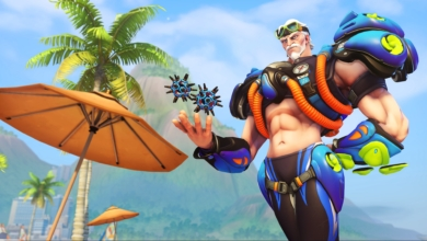 Photo of Overwatch Summer Games Said 'It's Time for Hot Sigma Summer'
