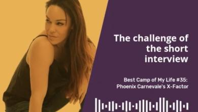 Photo of Best Camp with Fernanda Prates 35: Phoenix Carnevale's X-Factor