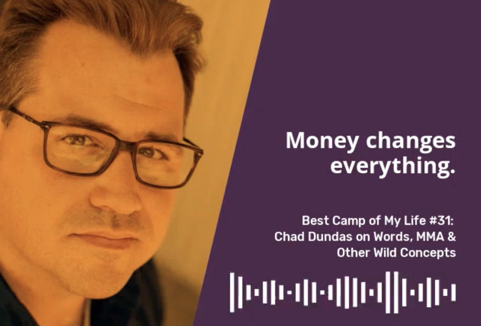 chad dundas best camp