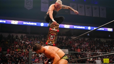 Photo of Black Roses for My Enemies: AEW Fyter Fest Night 1 Recap and Review