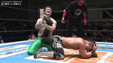 Photo of NJPW Summer Struggle 7/17/21 Review: Rights for Juniors, Ass People and Feet People