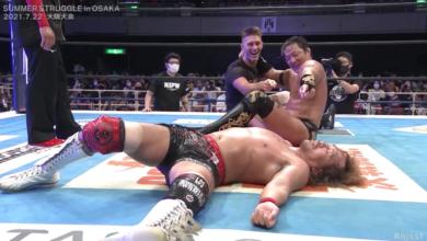 Photo of NJPW Summer Struggle in Osaka 2021 Review: Chekhov's Double Pin