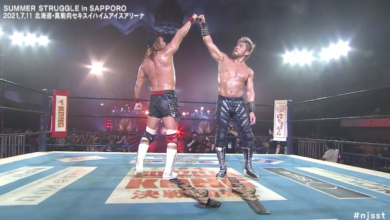 Photo of NJPW Summer Struggle in Sapporo 2021 Review: How to Win Tag Titles and Irritate People