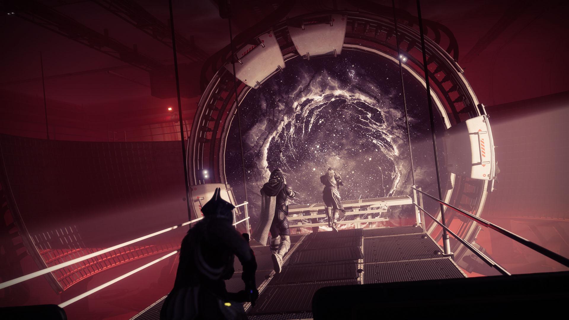 Destiny 2 Parallax Trajectory Farm