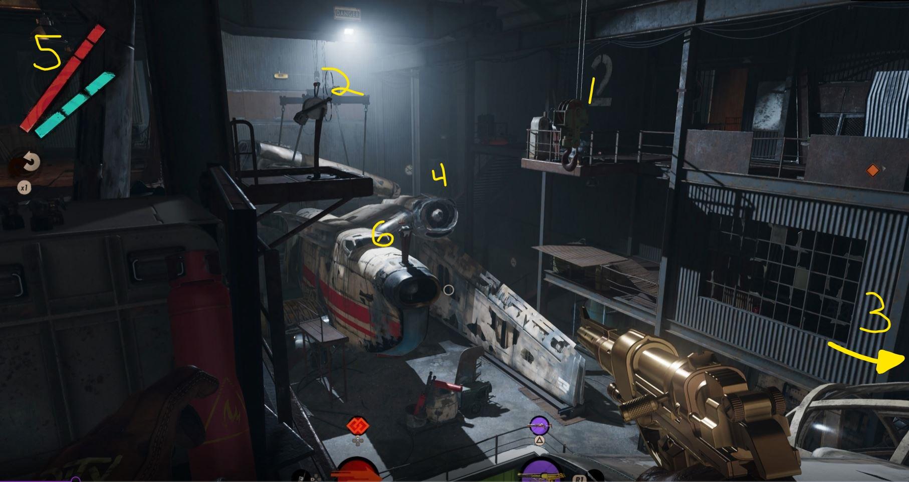 Deathloop Hanger 2 Kotak