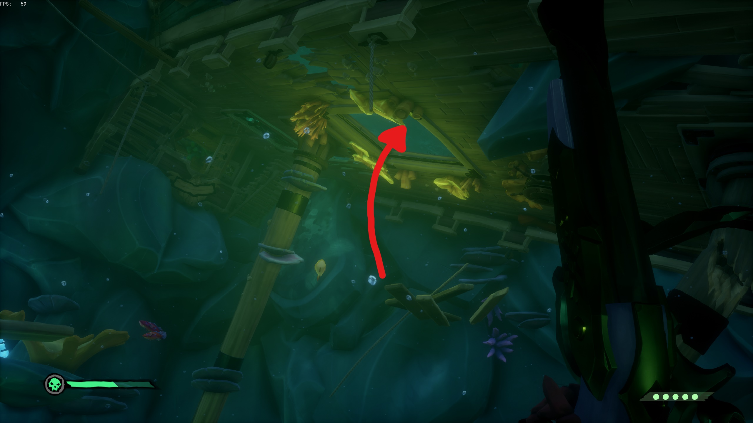Sea of Thieves Shrine of Flooded Embrace Journal