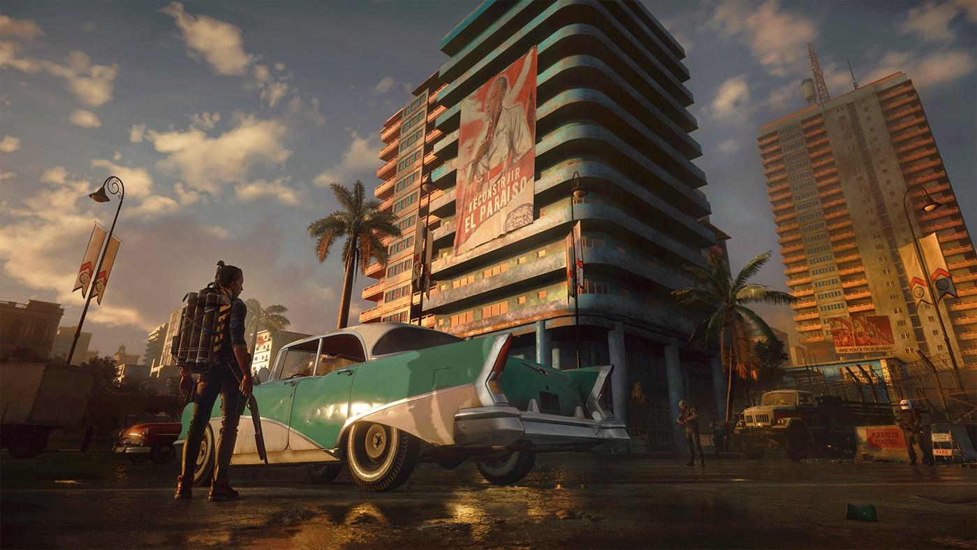 Peti Kunci Far Cry 6 Verdera