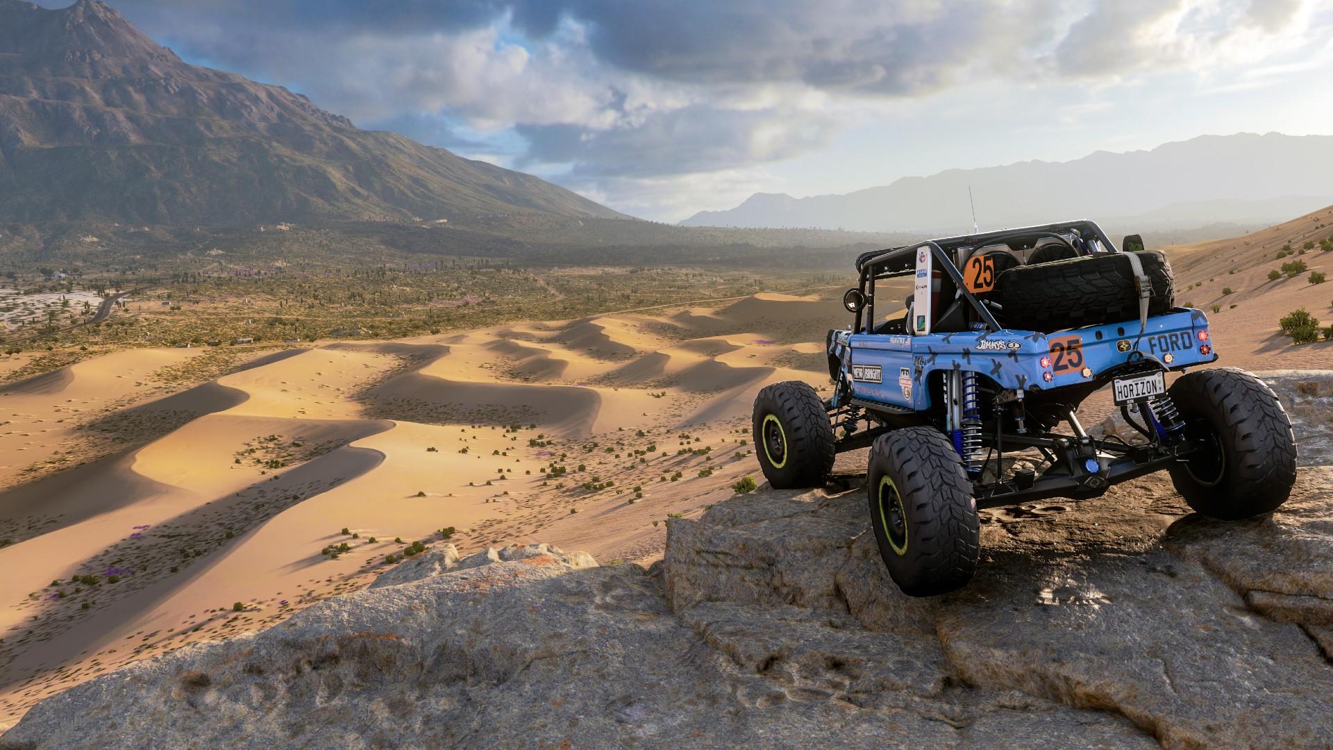 Forza Horizon 5's Meksiko