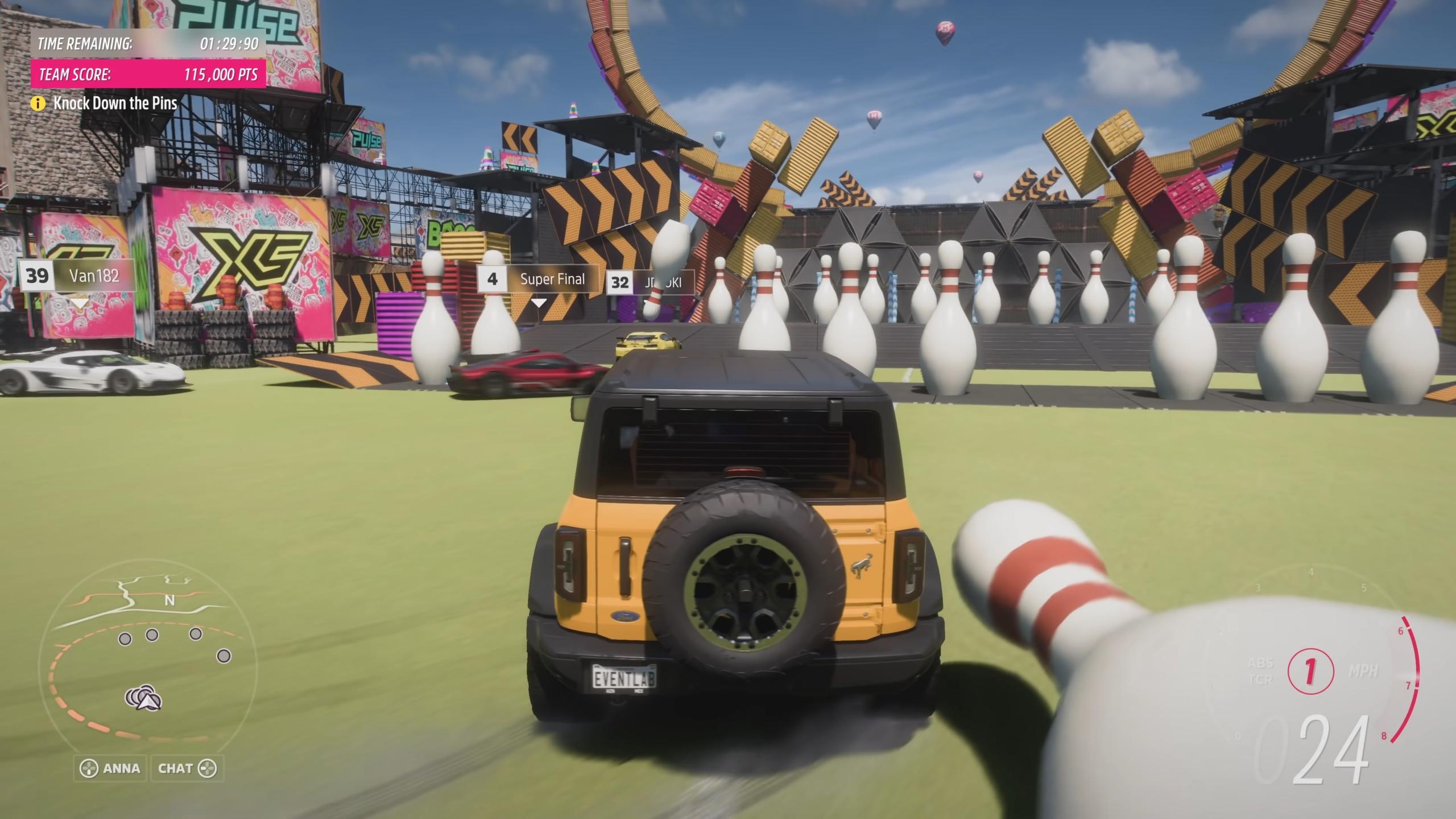 Forza Horizon 5 EventLab Gameplay